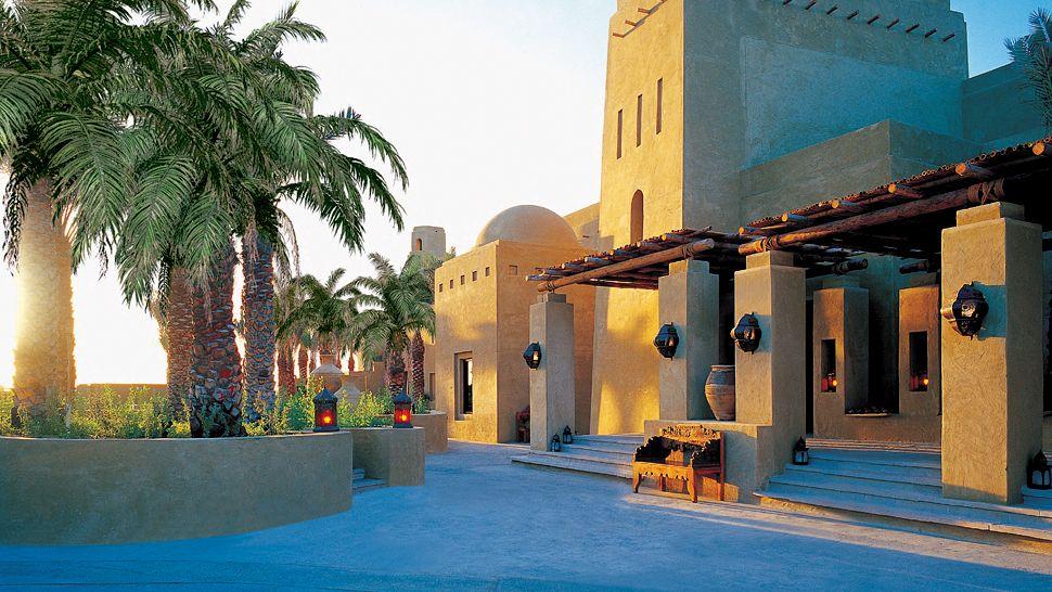 Bab Al Shams Desert Resort & Spa — Dubai, United Arab Emirates