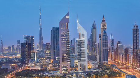Jumeirah Emirates Towers - Dubai, United Arab Emirates