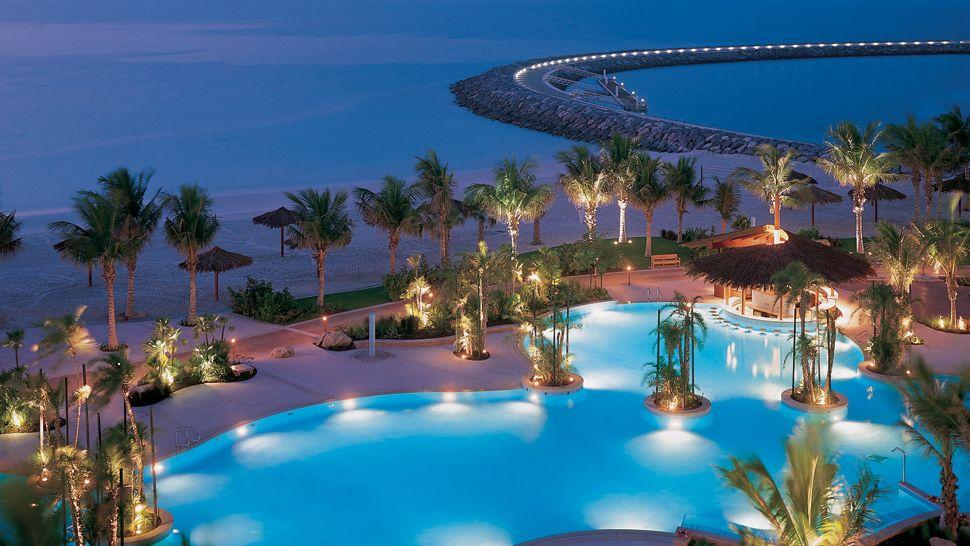 Jumeirah Beach Hotel Dubai United Arab Emirates