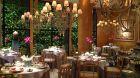 restaurant Minamo interior