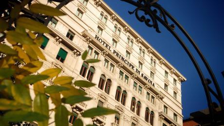 Hotel Principe di Savoia Milano - Milan, Italy