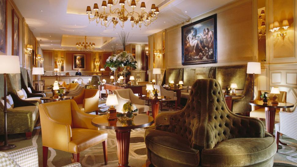 Hotel Principe di Savoia Milano — Milan, Italy