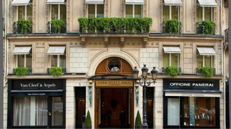 Park Hyatt Paris-Vendôme - Paris, France