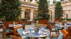 Terrace Dining Park Hyatt Paris Vendome