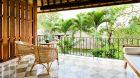 ubud room terrace