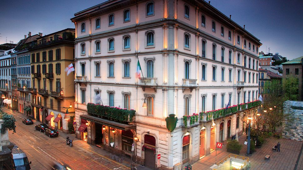 Grand hotel et de milan lombardy italy for Hotel a milan avec piscine