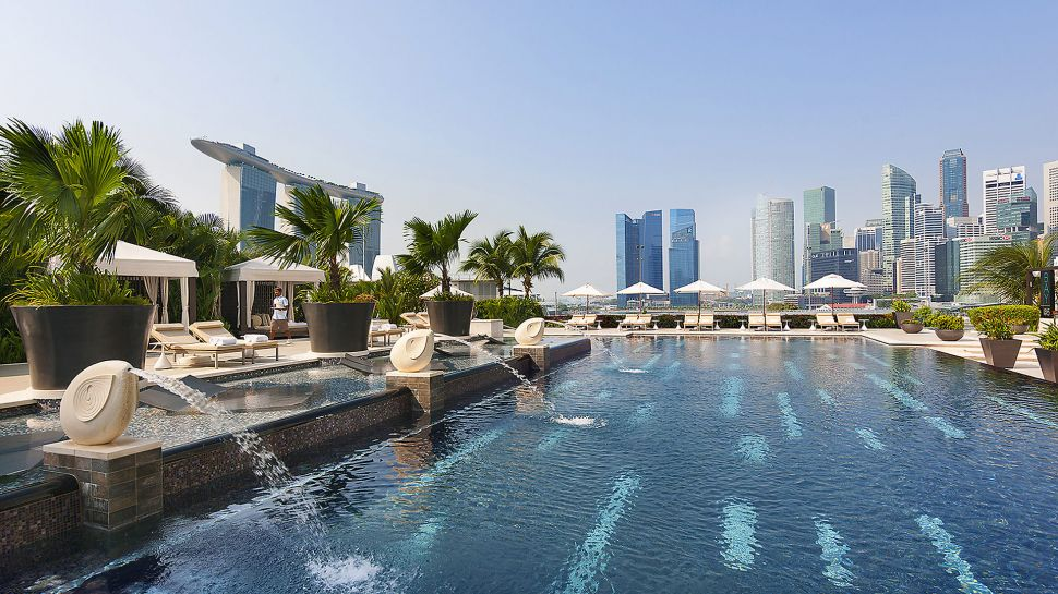 Mandarin Oriental Singapore, best city breaks, top city breaks, city break destinations, luxury boutique hotels