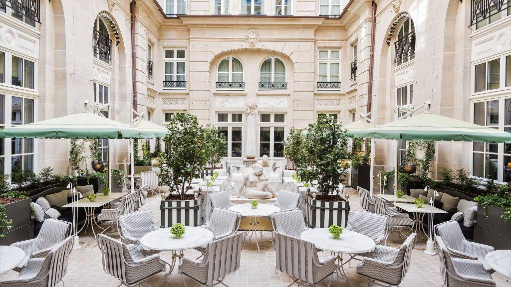 Hotel De Crillon A Rosewood Hotel Paris Ile De France