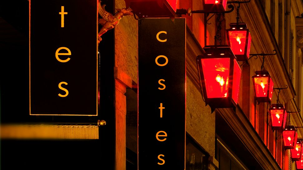 H tel costes paris le de france - Boutique cuisine paris ...