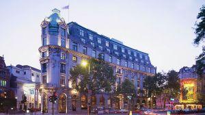 One Aldwych London, luxury hotel in London