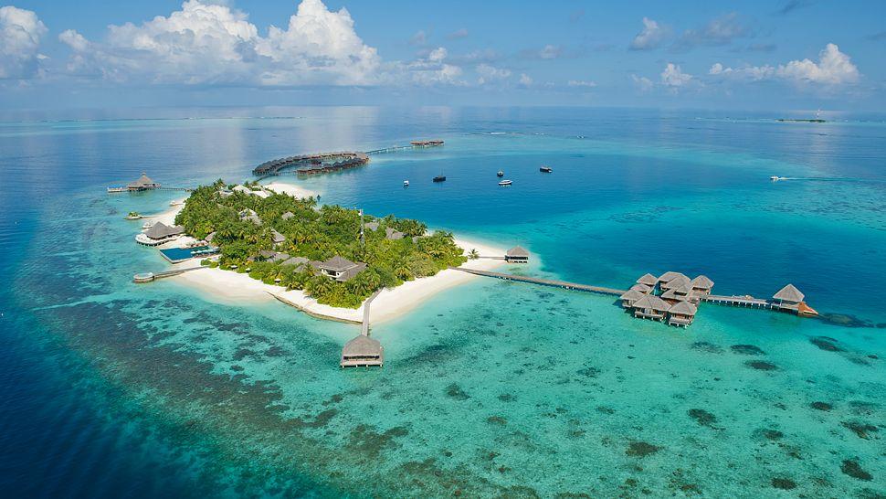 PER AQUUM Huvafen Fushi — Huvafen Fushi Island, Maldives