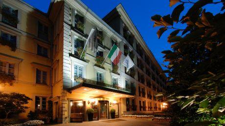 Carlton Hotel Baglioni - Milan, Italy