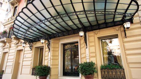 Regina Hotel Baglioni - Rome, Italy
