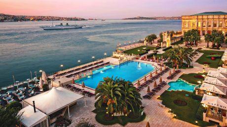 Ciragan Palace Kempinski Istanbul - Istanbul, Turkey