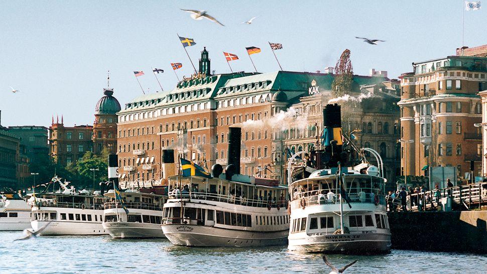 Tuned In Tokyo >> Grand Hôtel Stockholm, Södermanland and Uppland, Svealand