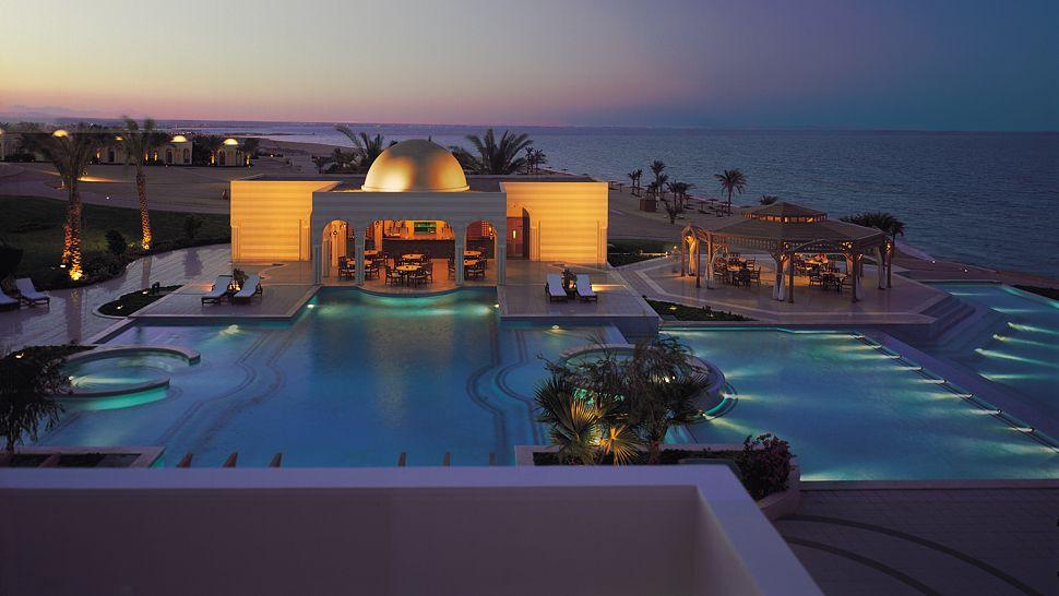 The Oberoi, Sahl Hasheesh — Hurghada, Egypt