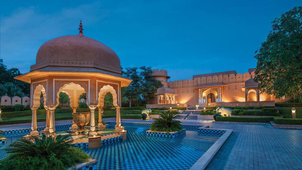 The Oberoi Rajvilas, Jaipur - Jaipur, India