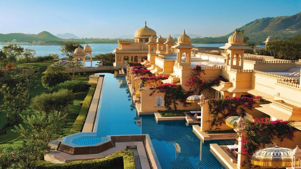 The Oberoi Udaivilas, Udaipur — Udaipur, India