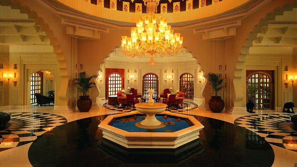 The Oberoi Udaivilas Udaipur Rajasthan India