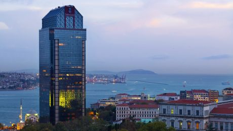 The Ritz-Carlton, Istanbul - Istanbul, Turkey