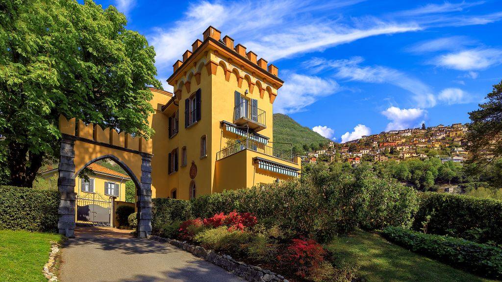 Villa d\'Este, Lake Como, Lombardy