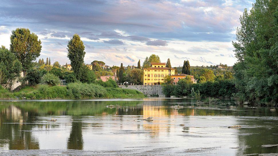 Villa La Massa — Florence, Italy