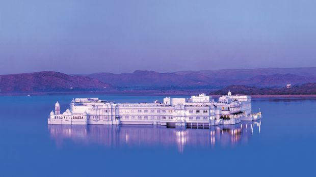 Taj Lake Palace, Udaipur — Udaipur, India