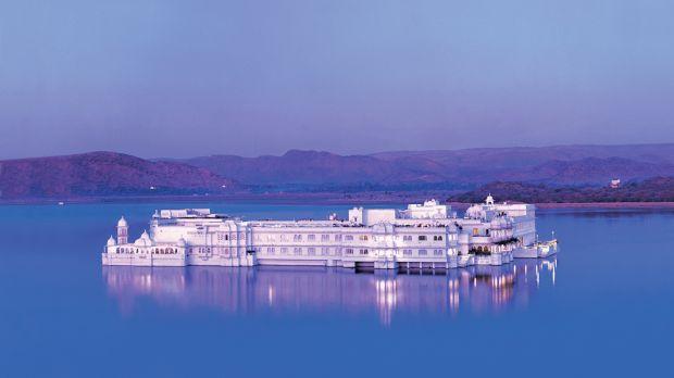 Taj Lake Palace, Udaipur — Udaipur, India