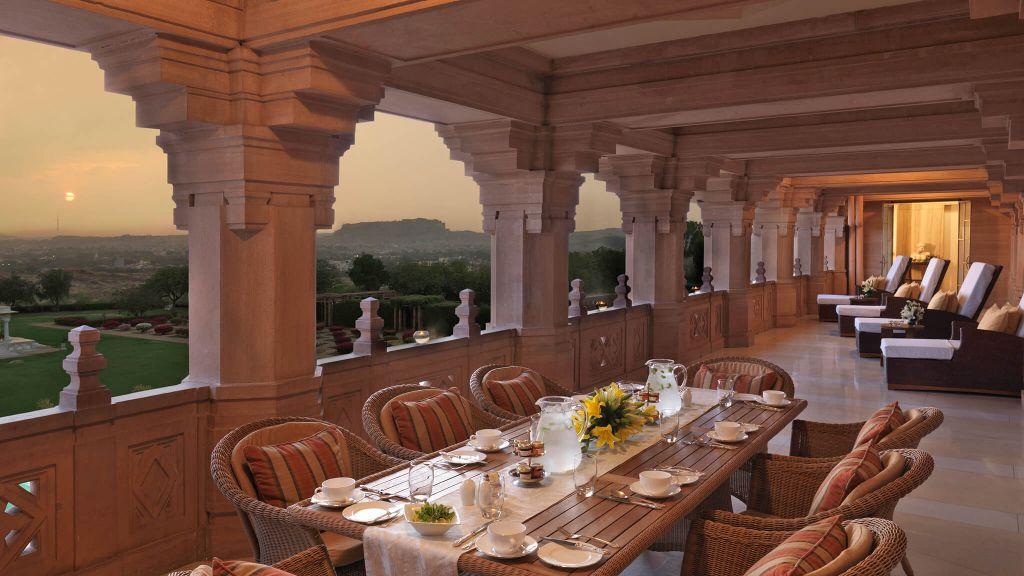 Umaid Bhawan Palace, Jodhpur — Jodhpur, India
