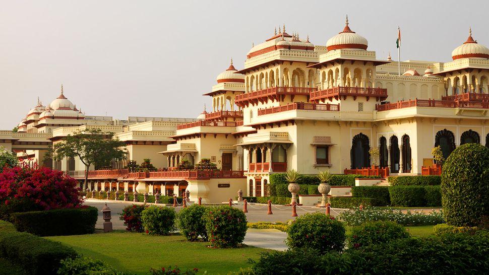 Rambagh Palace, Jaipur - Jaipur, India