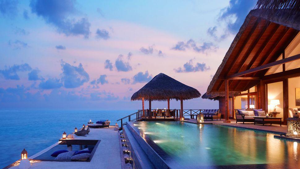 Taj Exotica Resort auf den Malediven