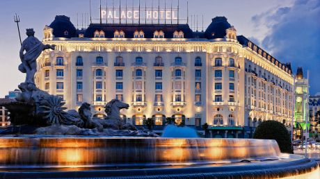 The Westin Palace Madrid - Madrid, Spain