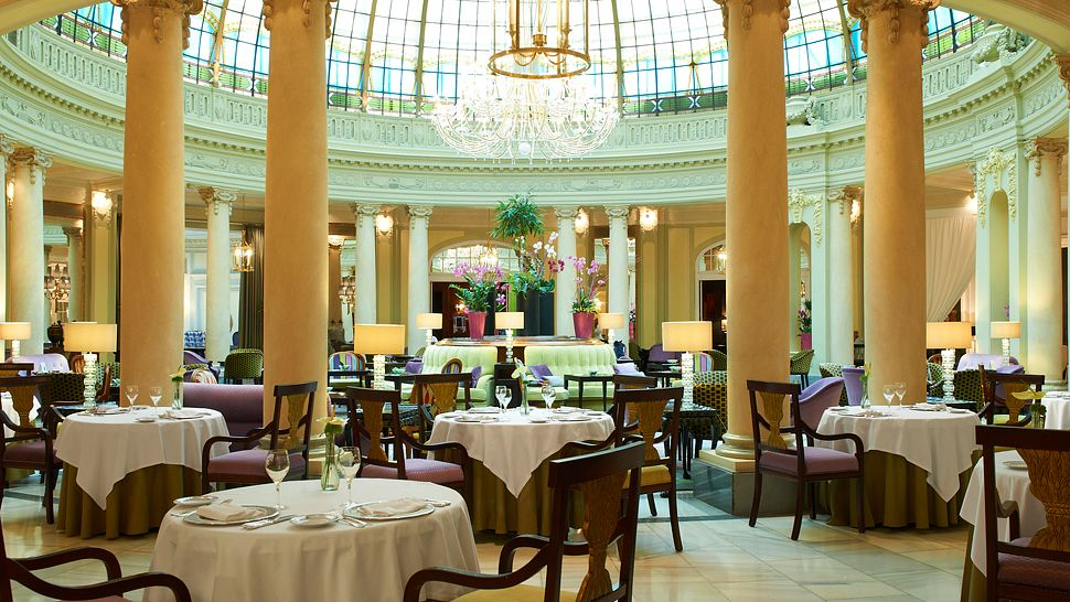 The Westin Palace Madrid — Madrid, Spain