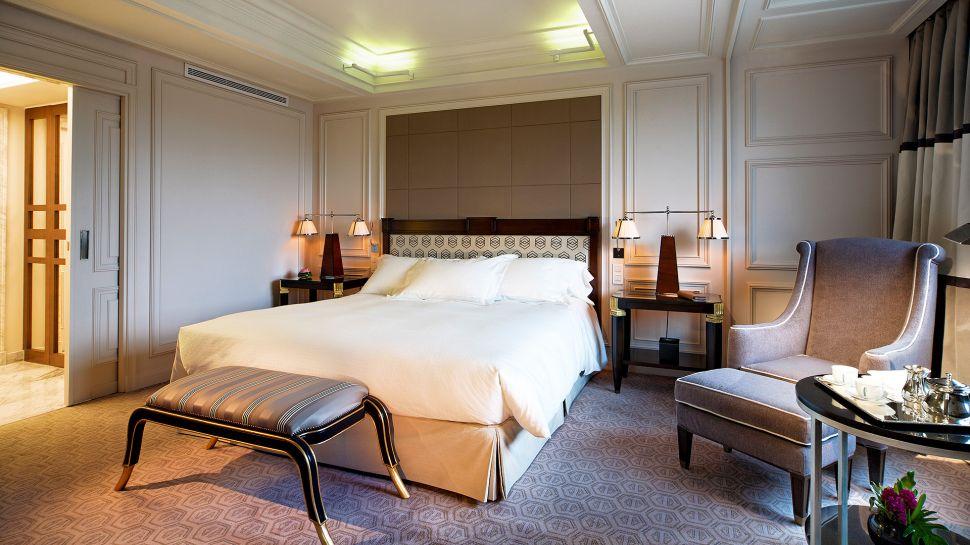 Hotel villa magna madrid spain - Villamagna hotel madrid ...