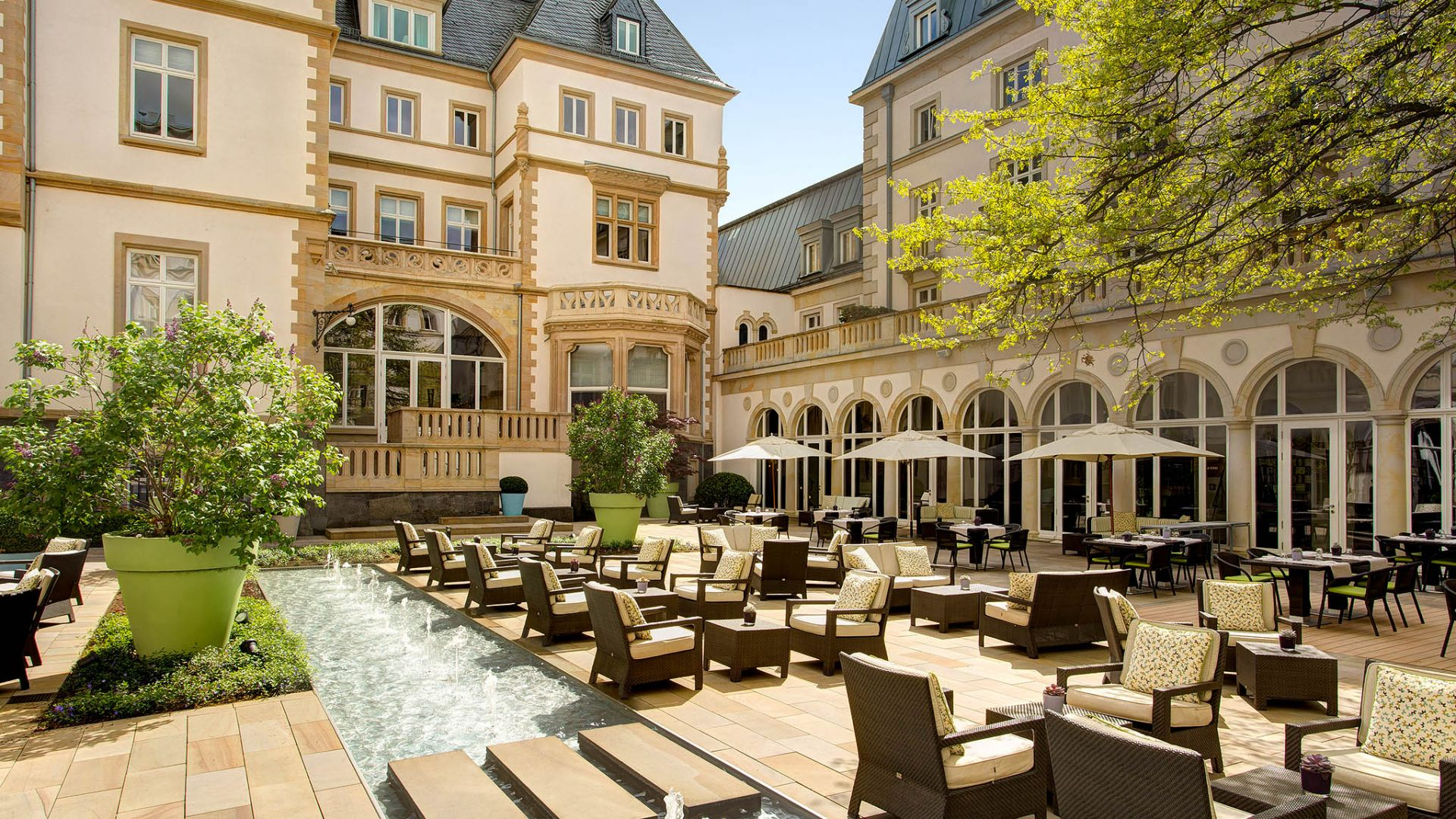 Luxury Hotel Special Offers Visa Exclusive 3rd Night Free In Frankfurt