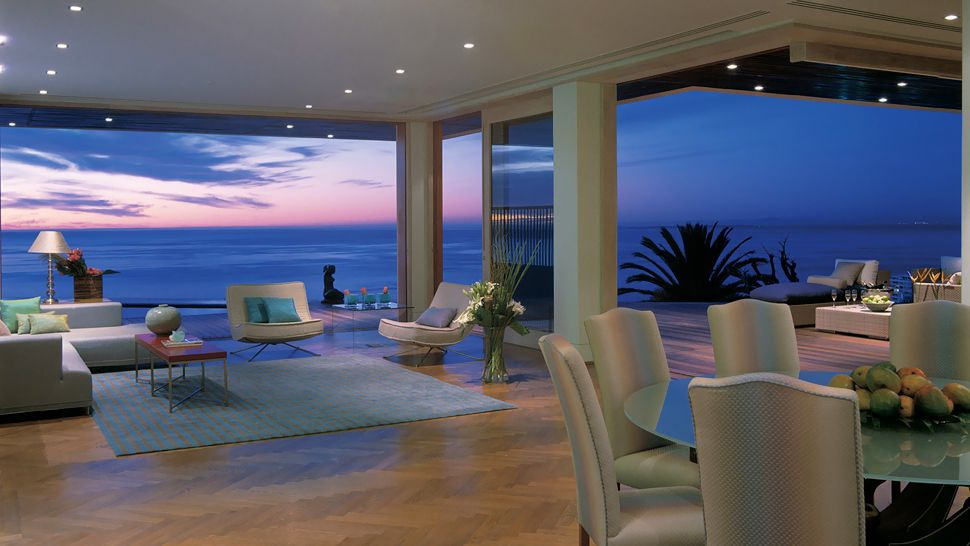 Ellerman house western cape south africa for Best modern hotels in the world