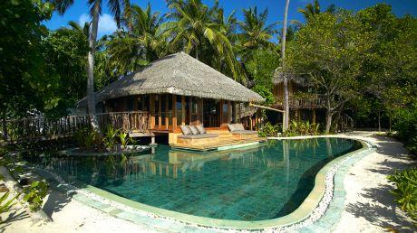 Soneva Fushi - Kunfunadhoo Island, Maldives