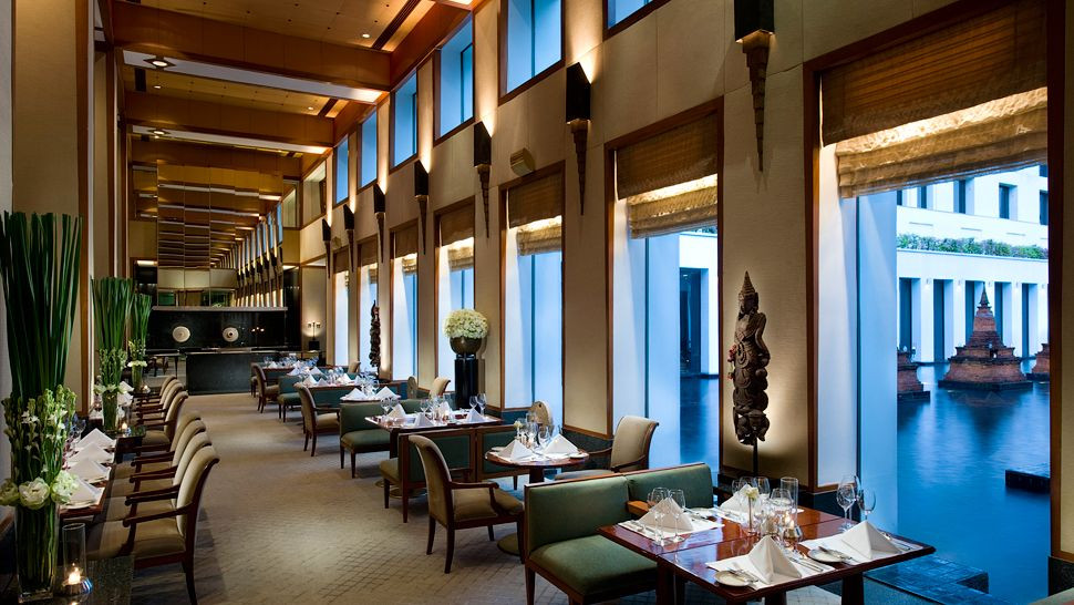 The sukhothai bangkok bangkok thailand for Top design hotels bangkok