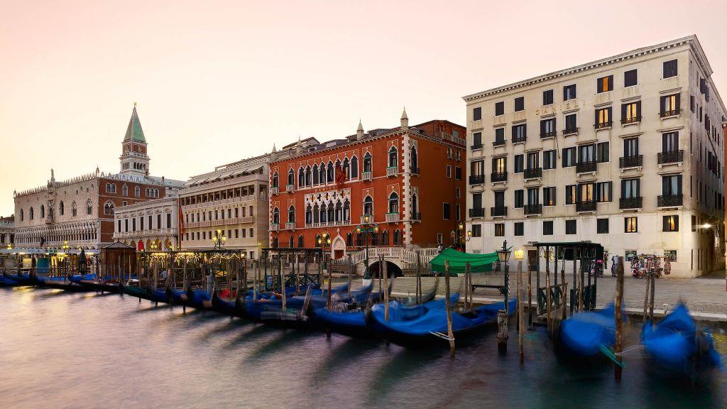 Hotel Danieli — Venice, Italy