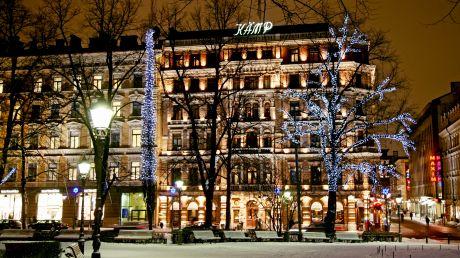 Hotel Kämp - Helsinki, Finland