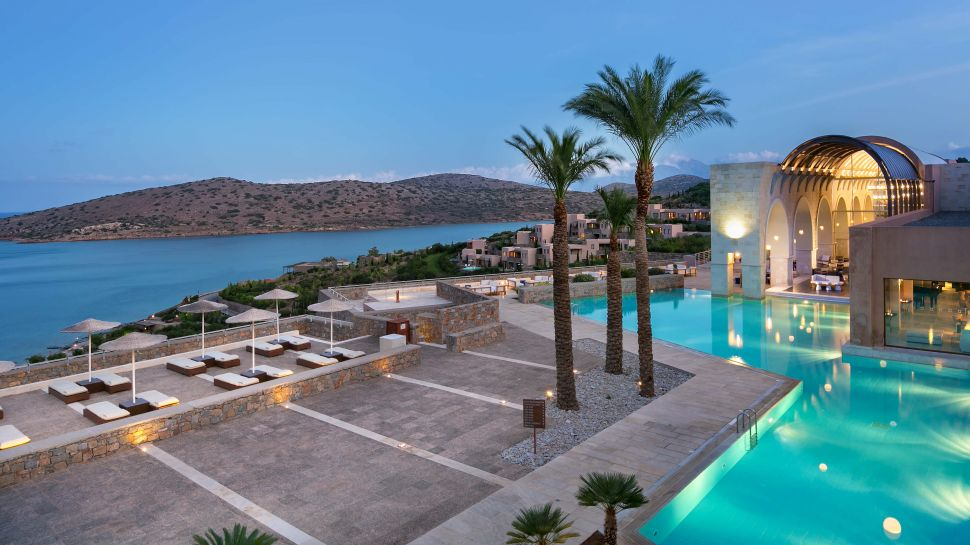 Blue Palace, a Luxury Collection Resort and Spa - Elounda, Greece