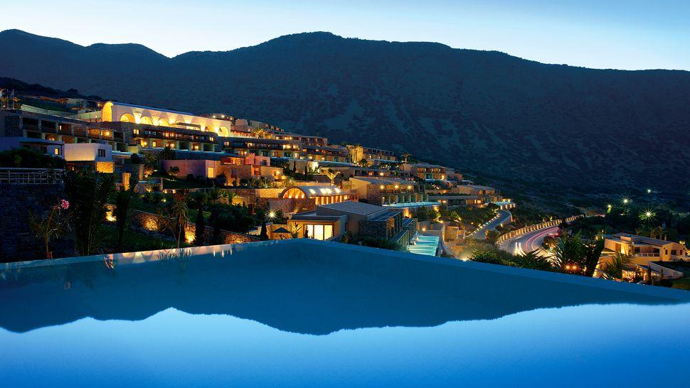 Blue Palace Resort Amp Spa Crete Greece