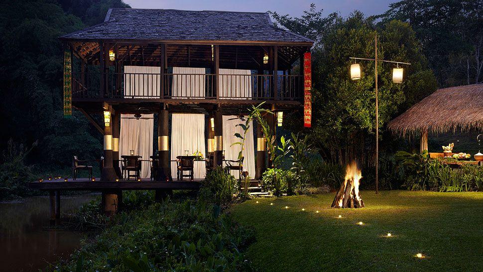 Anantara Golden Triangle Elephant Camp & Resort, Thailand — Chiang Saen, Thailand
