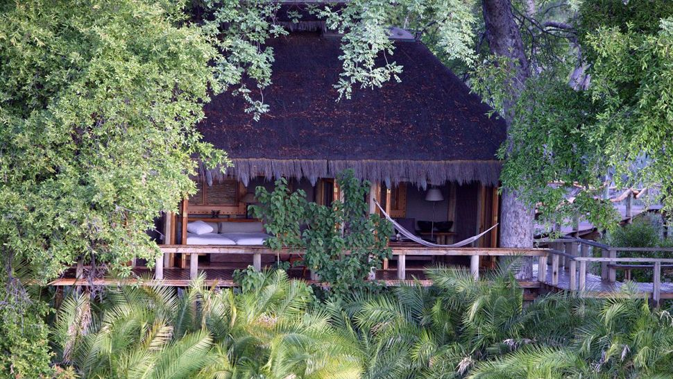 Jao Camp - Moremi Wildlife Reserve, Botswana