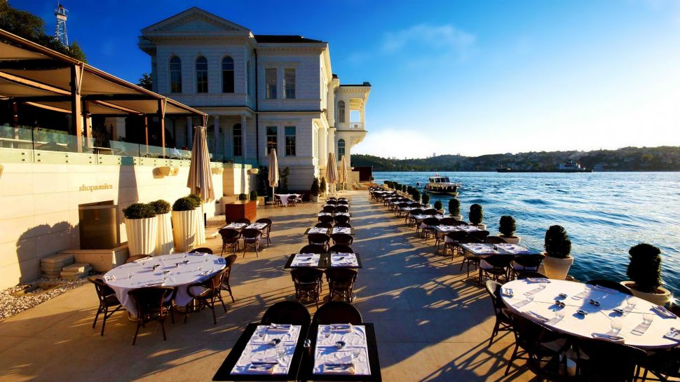 The best in istanbul luxury hotels for Designer hotels turkei