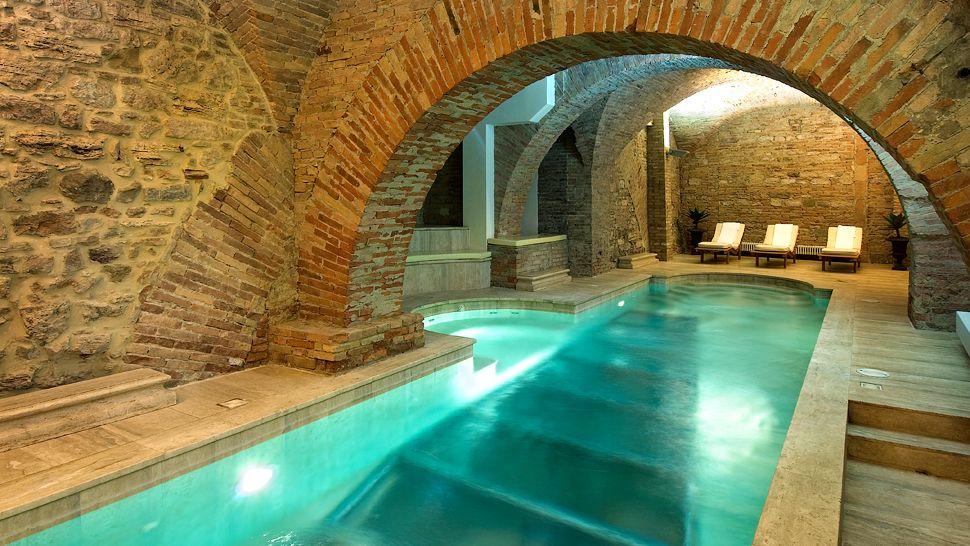 Spa Pool Cellar