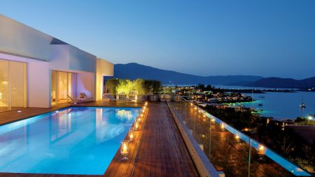 Elounda Beach Hotel - Elounda, Greece