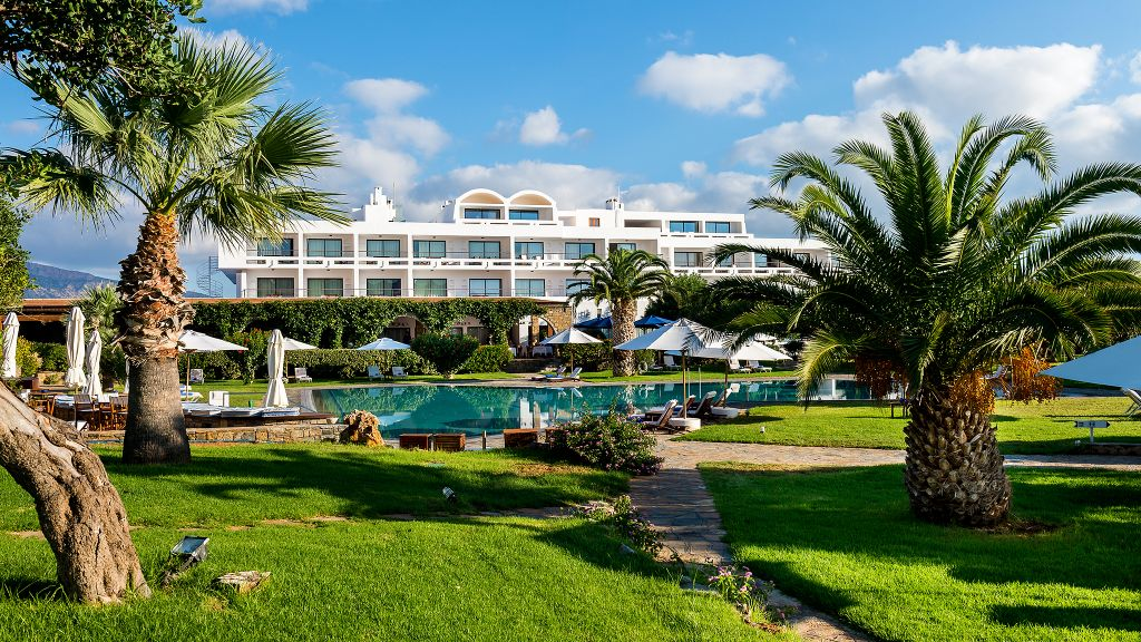 Elounda Beach Hotel Crete Greece