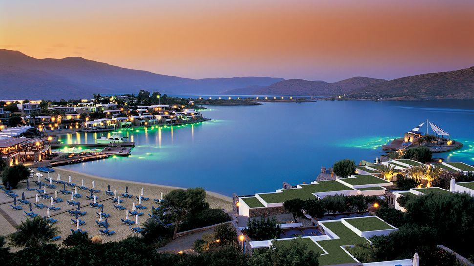 Elounda Beach Hotel Kreta Griechenland