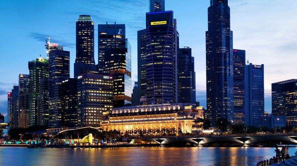 The Fullerton Hotel Singapore — Singapore, Singapore